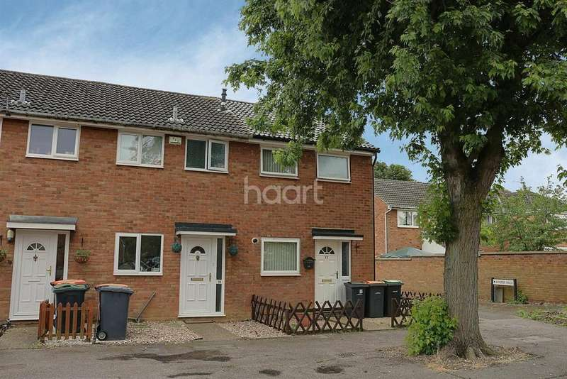 2 Bedrooms Terraced House for sale in Juniper Walk, Kempston