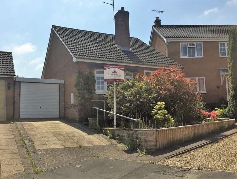 2 Bedrooms Detached Bungalow for sale in Oak Way, Frisby-On-The-Wreake, LE14 2NF