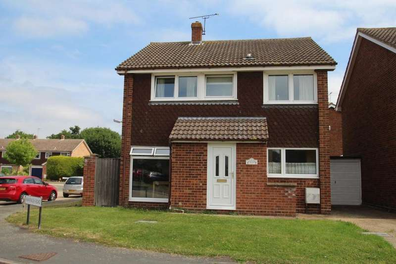 4 Bedrooms Detached House for sale in Hawfinch Road, Layer-de-le-Haye, Colchester