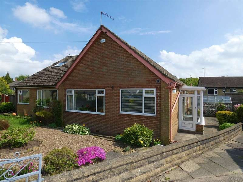 3 Bedrooms Semi Detached Bungalow for sale in Rooley Close, Off Rooley Lane, Bradford, BD5