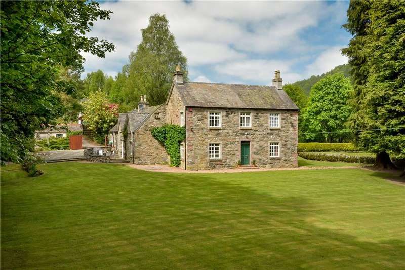 4 Bedrooms Detached House for sale in Ballincrieff House, Perth Road, Birnam, Dunkeld, PH8