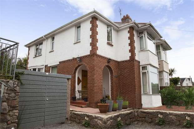 6 Bedrooms Semi Detached House for sale in Teignmouth Road, Torquay, Devon