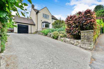 4 Bedrooms Detached House for sale in Temple Road, Buxton, Derbyshire