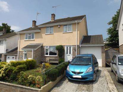 3 Bedrooms Semi Detached House for sale in Par, Cornwall