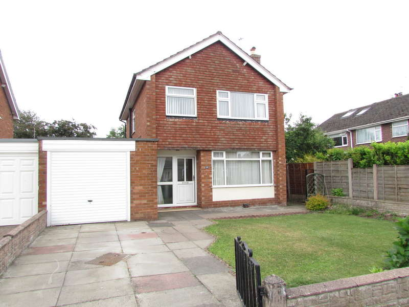 3 Bedrooms Semi Detached House for sale in Elm Road, Middlewich