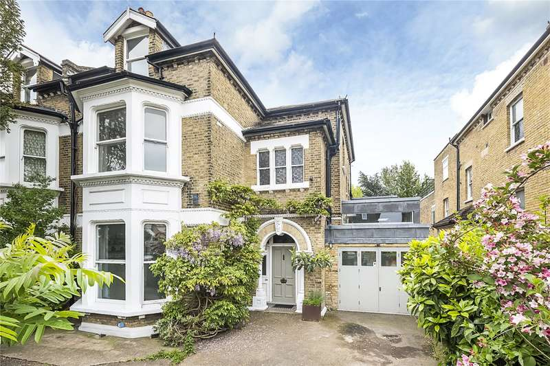 5 Bedrooms Semi Detached House for sale in Earlsfield Road, London, SW18
