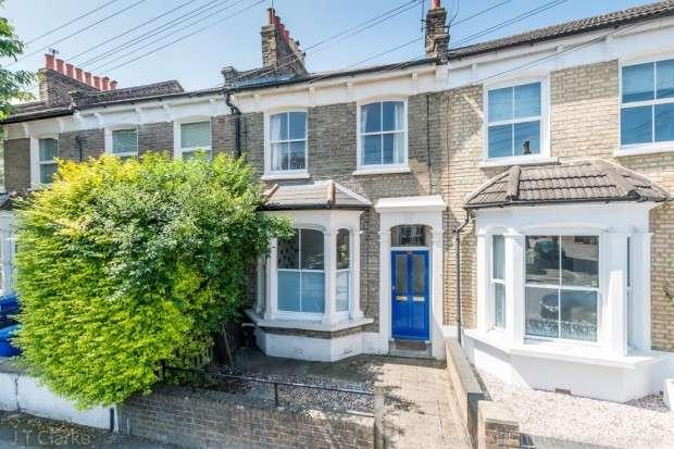 1 Bedroom Apartment Flat for sale in Nutcroft Road, Peckham, SE15