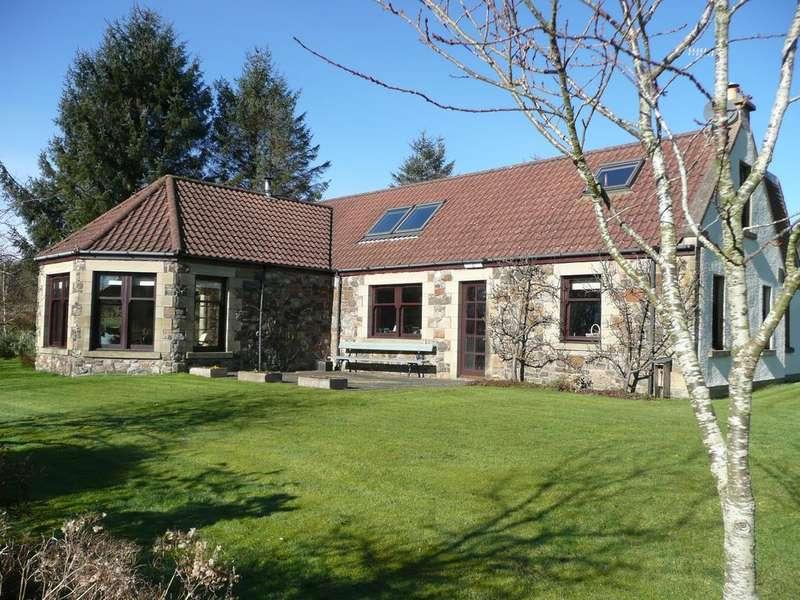 3 Bedrooms Detached House for sale in Denmuir Farm, Newburgh, Cupar KY14