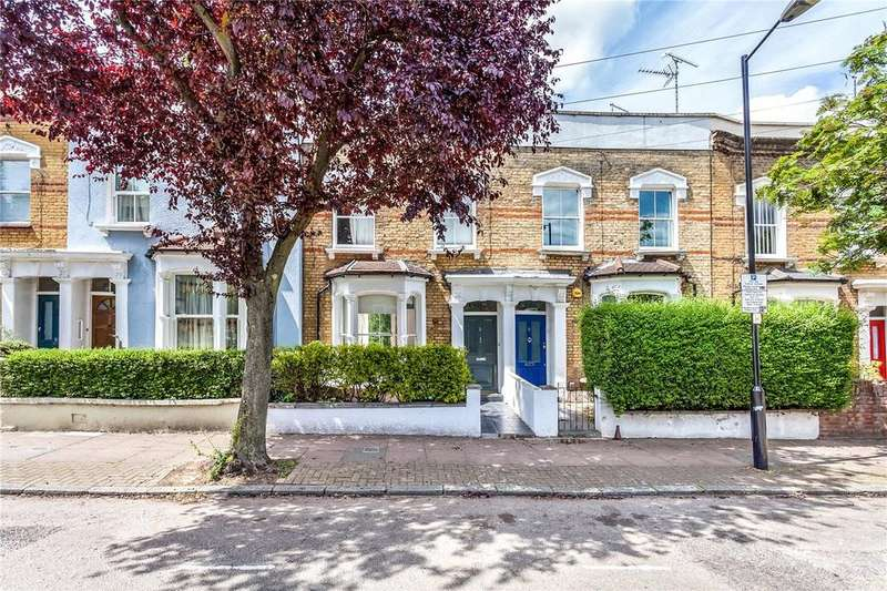 3 Bedrooms Terraced House for sale in Canning Road, London, N5
