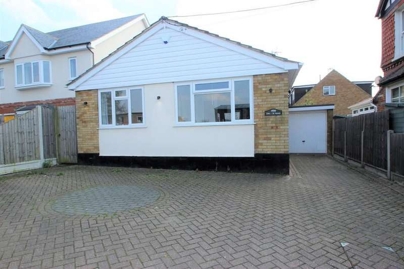 2 Bedrooms Detached Bungalow for sale in Benfleet, SS7
