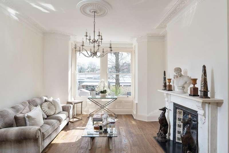3 Bedrooms Maisonette Flat for sale in Royal park, Clifton, Bristol, BS8