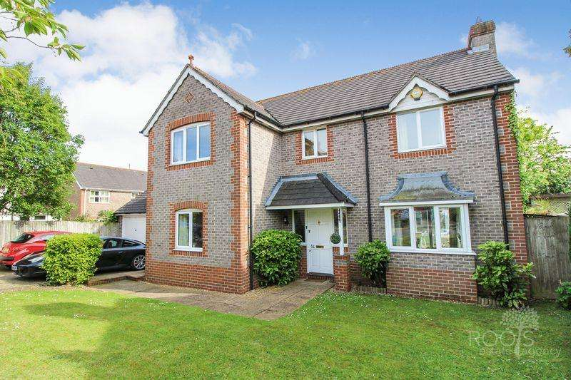 4 Bedrooms Detached House for sale in Celandine Grove, Thatcham