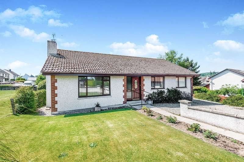 3 Bedrooms Detached House for sale in Macleod Drive, Conon Bridge, Dingwall, IV7