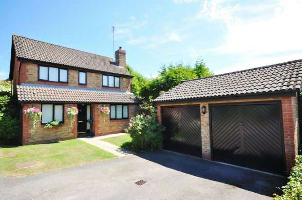 4 Bedrooms Detached House for sale in Regent Close, Lower Earley, Reading