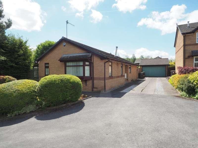 3 Bedrooms Detached Bungalow for sale in Sycamore Road, Chapel-en-le-Frith, High Peak, Derbyshire, SK23 0XS