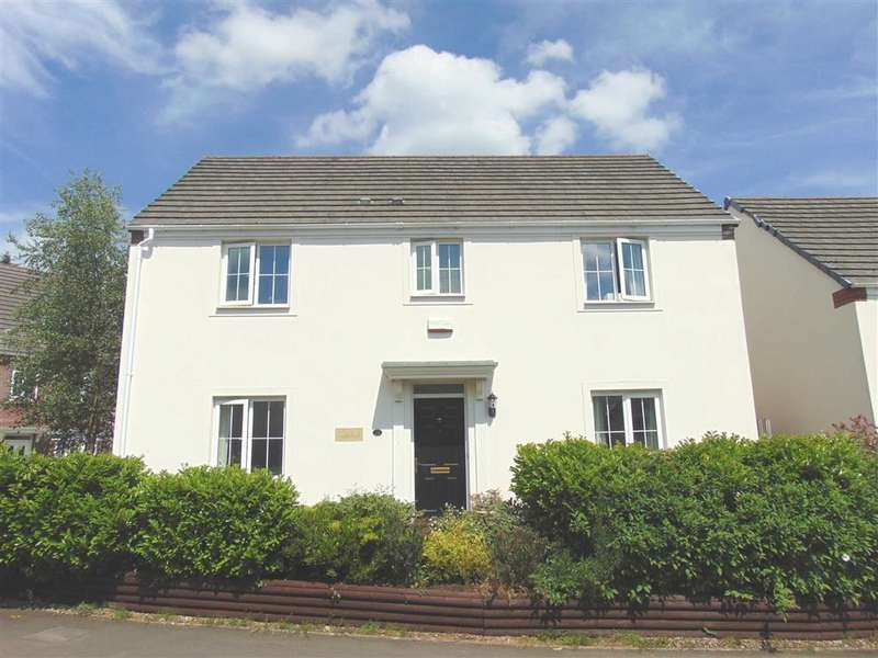 4 Bedrooms Detached House for sale in Pen Park View, Mountain Ash, Rhondda Cynon Taff