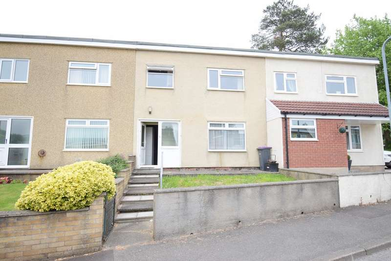 3 Bedrooms Terraced House for sale in Chepstow Rise, Croesyceiliog, Cwmbran, NP44
