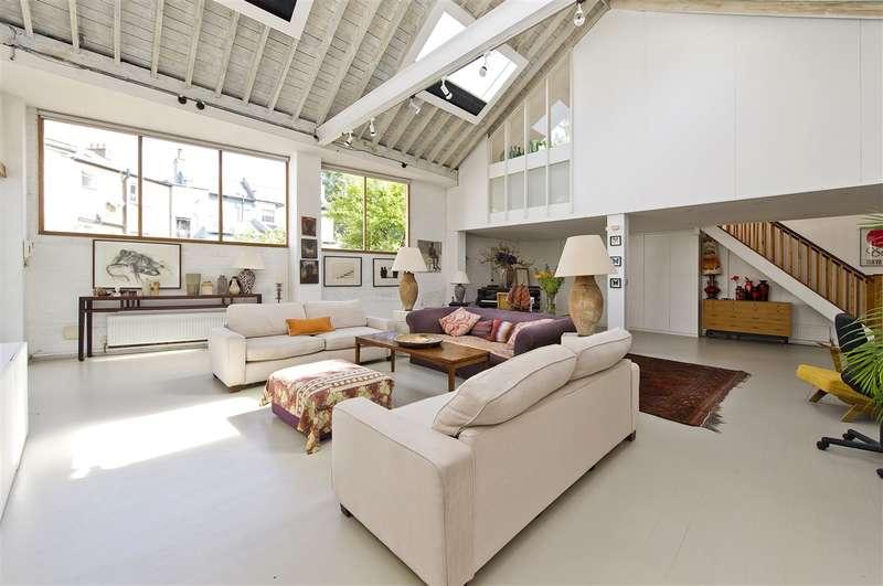3 Bedrooms House for sale in Greenside Road, Shepherd's Bush
