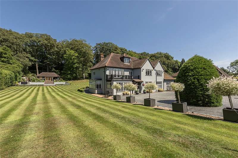 6 Bedrooms Detached House for sale in Burtons Lane, Chalfont St. Giles, Buckinghamshire, HP8