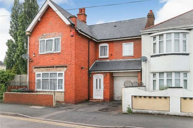 8 Bedrooms Detached House for sale in Goldthorn Hill, Wolverhampton, West Midlands