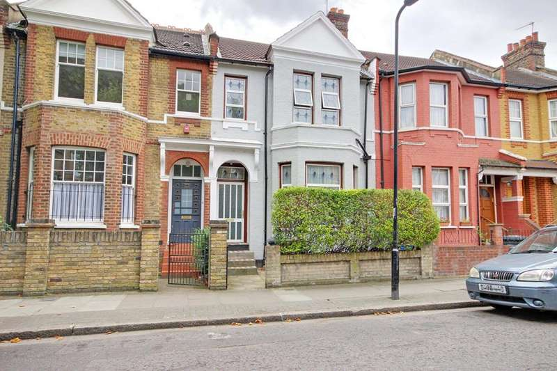 4 Bedrooms Property for sale in Braydon Road, London, N16