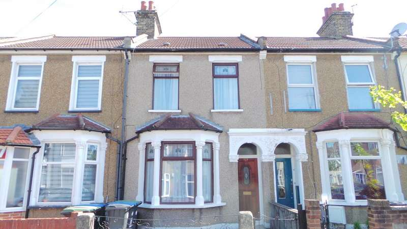 3 Bedrooms Terraced House for sale in Croyland Road, Edmonton, London, N9