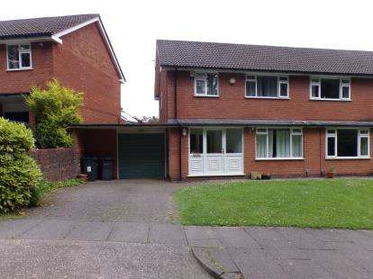 3 Bedrooms Semi Detached House for sale in Kingfisher Way, Bournville, Birmingham, West Midlands