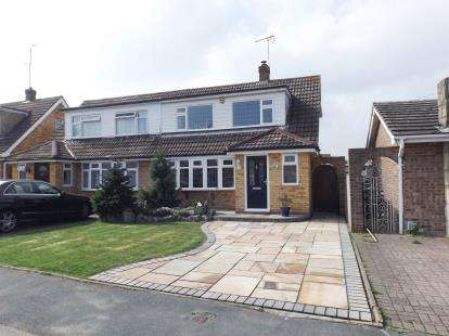 3 Bedrooms Semi Detached House for sale in Wickford, Essex
