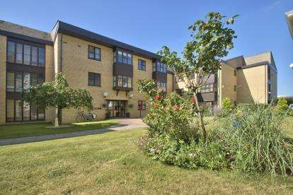 1 Bedroom Retirement Property for sale in Millfield Court, Brampton Road, Huntingdon, Cambs