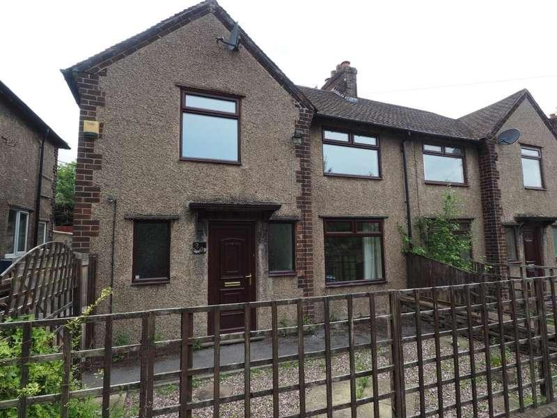 3 Bedrooms Semi Detached House for sale in Bowden Lane, Chapel-en-le-Frith, High Peak, Derbyshire, SK23 0JQ