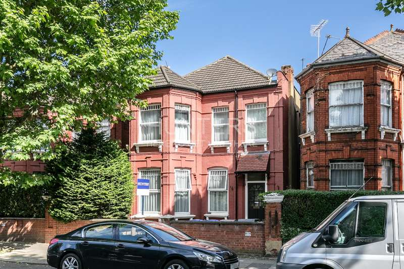 1 Bedroom Flat for sale in Anson Road, London, NW2