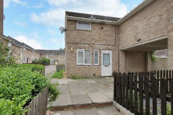 4 Bedrooms End Of Terrace House for sale in Statham Square, Andover