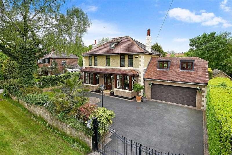 3 Bedrooms Property for sale in Forest Moor Road, Knaresborough, North Yorkshire