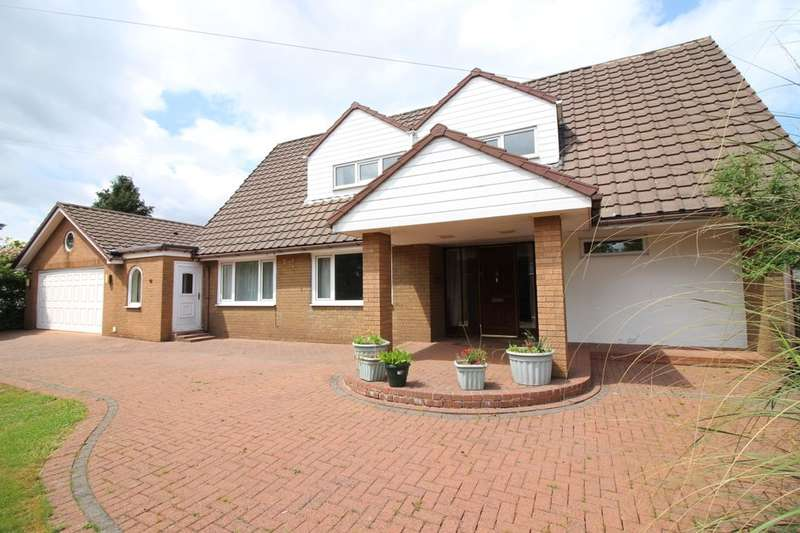 5 Bedrooms Detached House for sale in Knowsley Road, Ainsworth, Bolton, BL2
