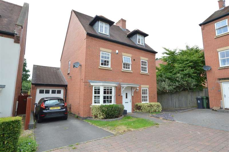 5 Bedrooms Detached House for sale in Netherhall Avenue, Great Barr, Birmingham