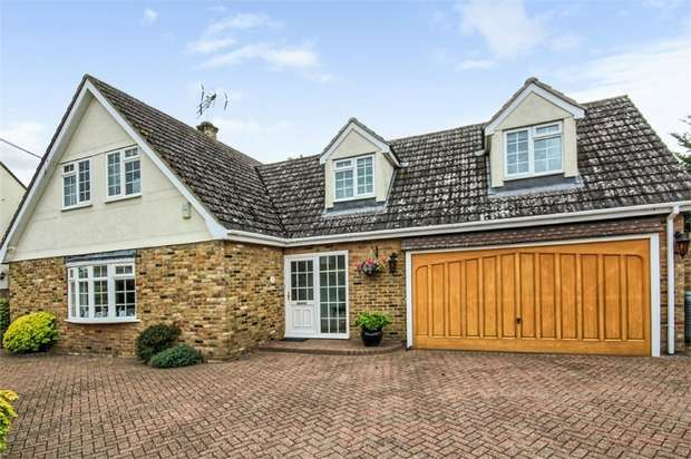 4 Bedrooms Detached House for sale in Station Road, Elsenham, Bishop's Stortford, Essex
