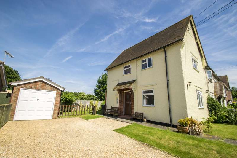 3 Bedrooms End Of Terrace House for sale in Cross Keys Road, South Stoke, Reading, RG8