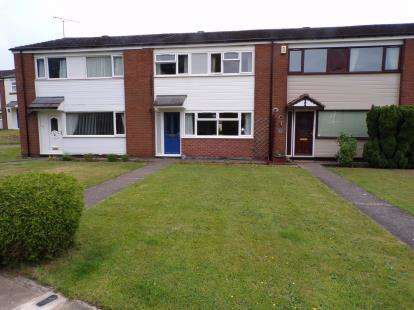 3 Bedrooms Terraced House for sale in Acton Park Way, Wrexham, Wrecsam, LL12