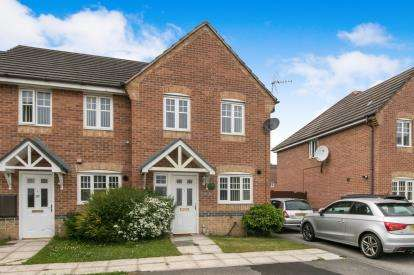 3 Bedrooms Semi Detached House for sale in Charles Street, Brymbo, Wrexham, Wrecsam, LL11