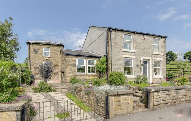 3 Bedrooms Detached House for sale in Todmorden Road, Bacup, Rossendale