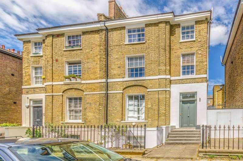 2 Bedrooms Flat for sale in Belitha Villas, Barnsbury, N1