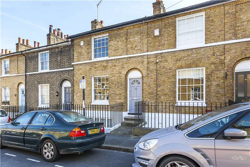 2 Bedrooms Terraced House for sale in Brand Street, London, SE10