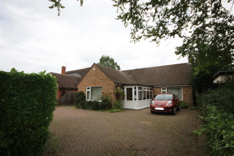 3 Bedrooms Bungalow for sale in Birstall Road, Birstall, Leicester