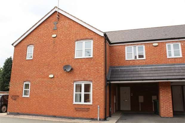 2 Bedrooms Flat for sale in Husbands Bosworth