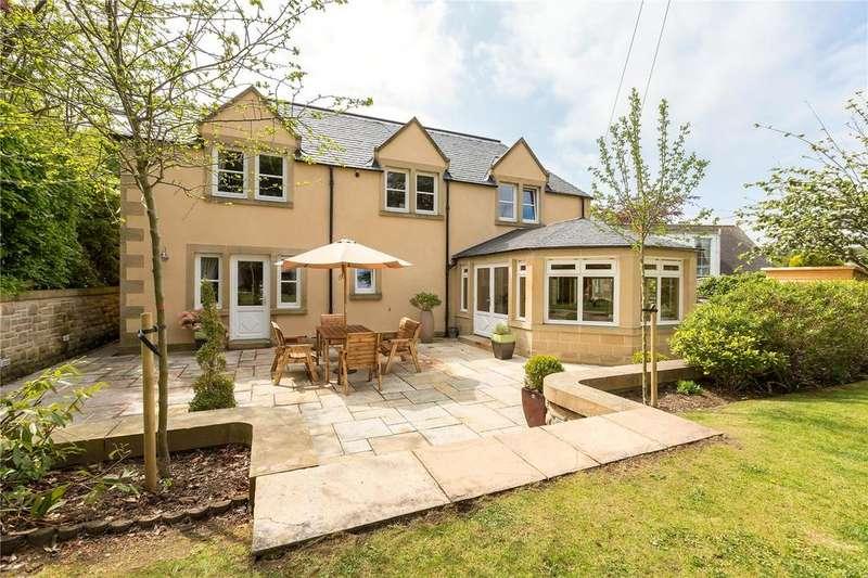 5 Bedrooms Detached House for sale in 10 Essex Brae, Barnton, Edinburgh, EH4