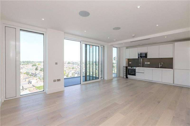 1 Bedroom Apartment Flat for sale in Ingrebourne Apartments, 5 Central Avenue, Fulham Riverside, London, SW6