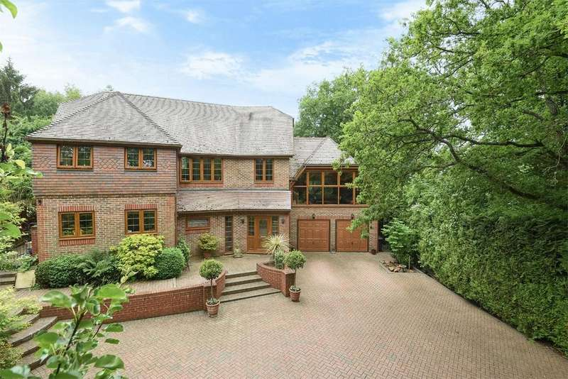 5 Bedrooms Detached House for sale in Chapel Lane, Curdridge, Southampton, Hampshire