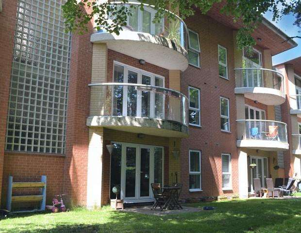 2 Bedrooms Apartment Flat for sale in Pineview Gardens, Littleover, Derby, DE23