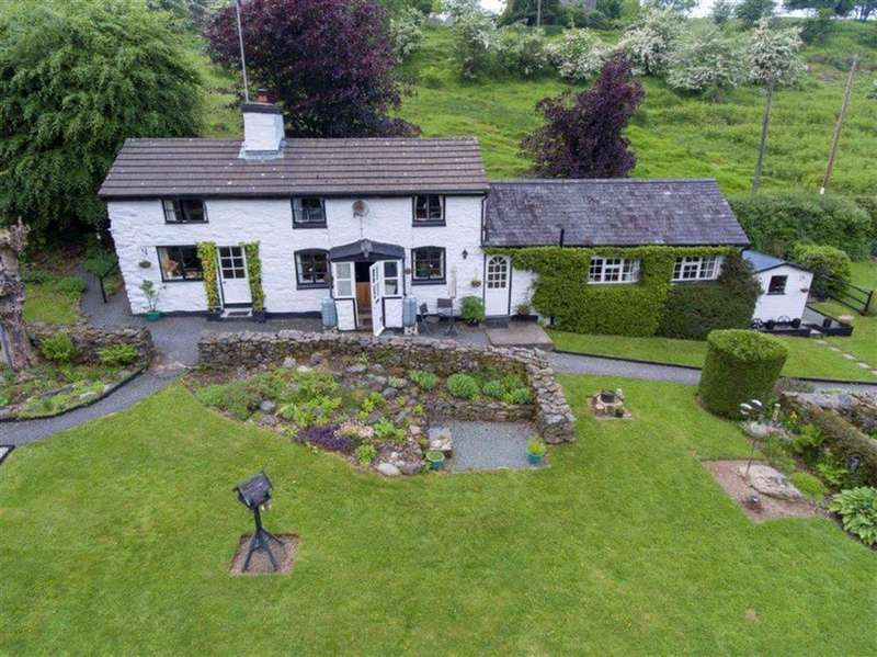 2 Bedrooms Cottage House for sale in Foel, Welshpool