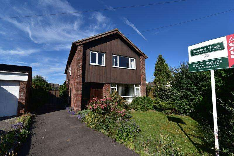 5 Bedrooms Detached House for sale in Battson Road, Stockwood, Bristol, BS14